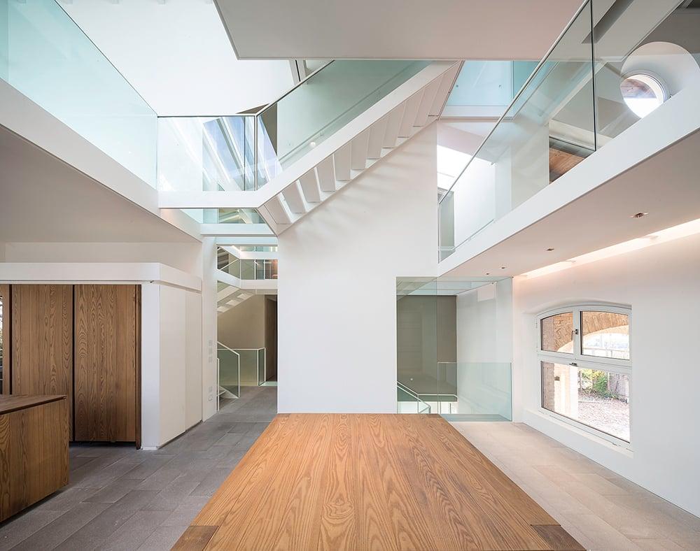 Workshop/Living room - doppio volume Filippo Poli