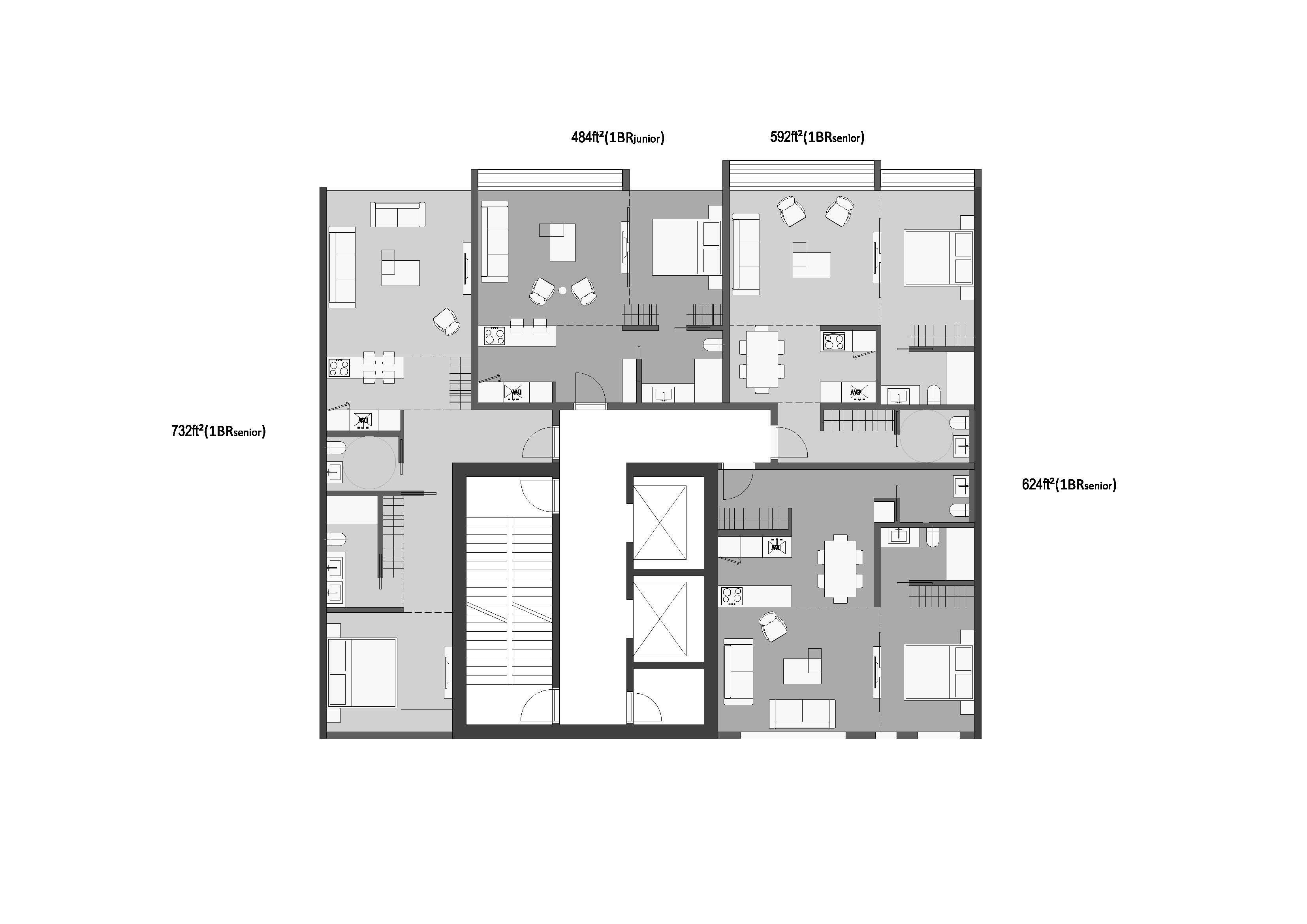 118 E 59th Street Residences }