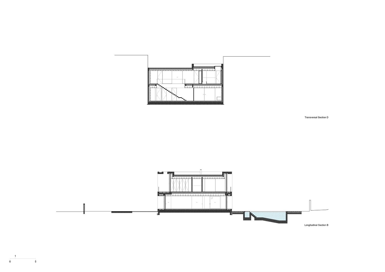 cuts Raulino Silva Architect}