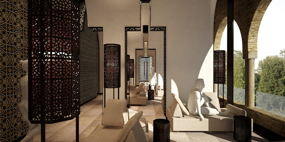 Spa in Beirut_Loggia