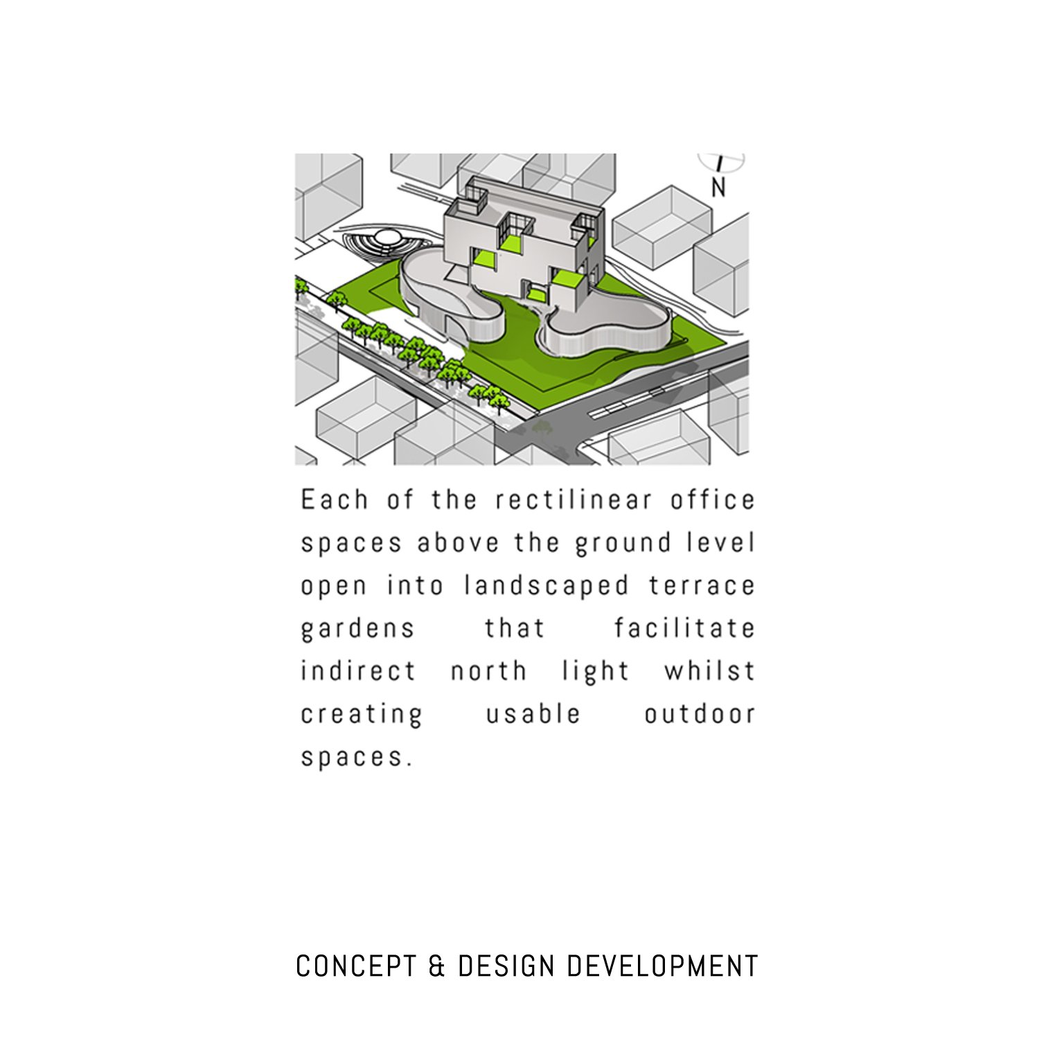 CONCEPT & DESIGN DEVELOPMENT sanjay puri architects}