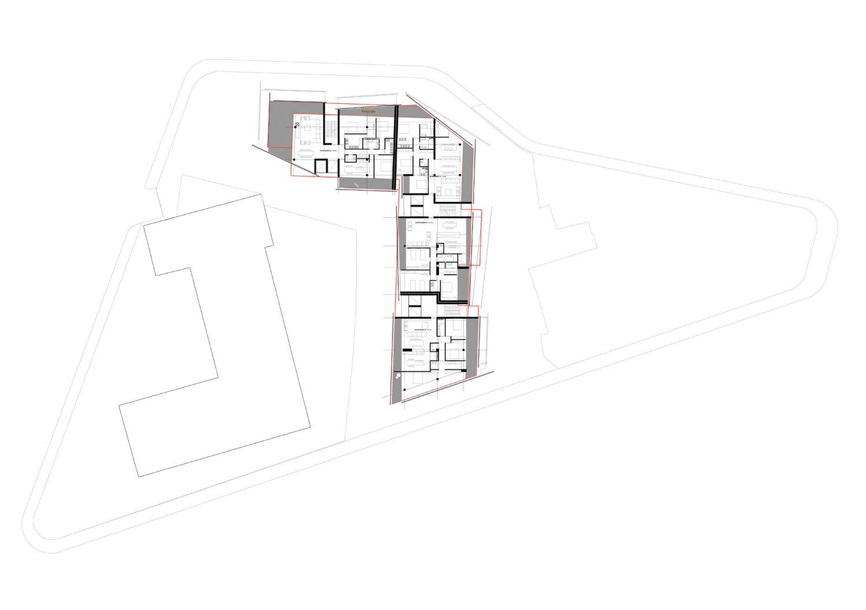piano nono-appartamenti luxury }