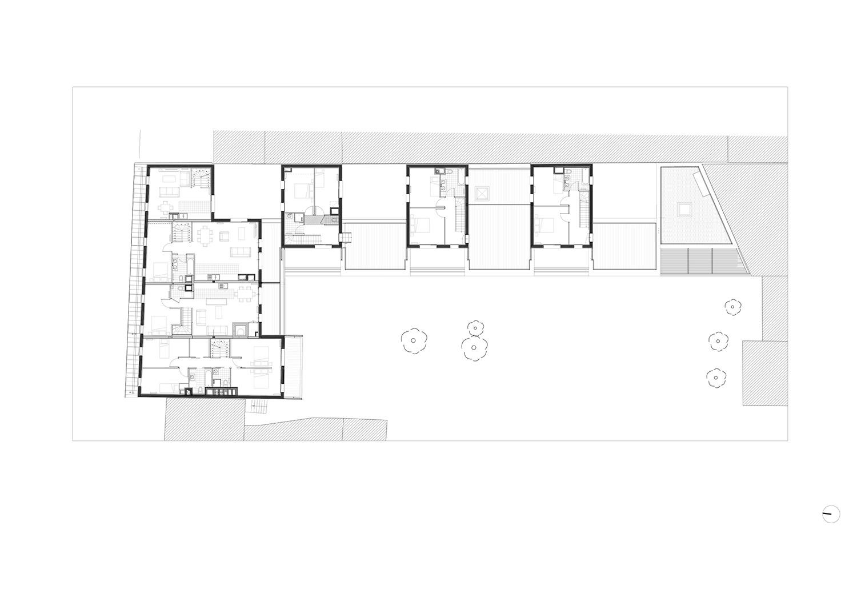 Fourth floor plan archi5}