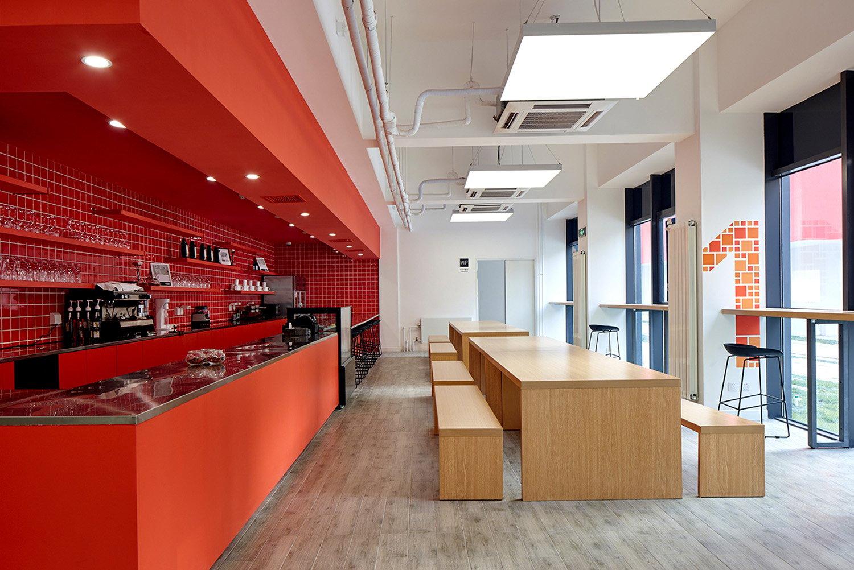 Canteen and more YANG Chaoying}