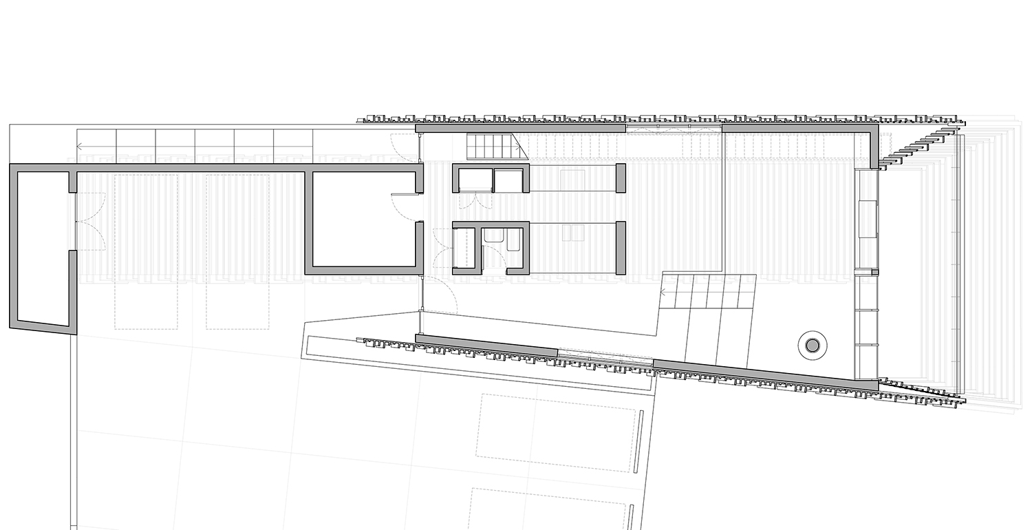 First level plan actual / office}