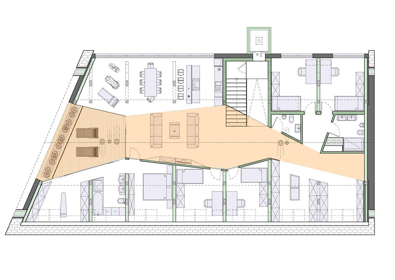 Plan of the attick Superform}