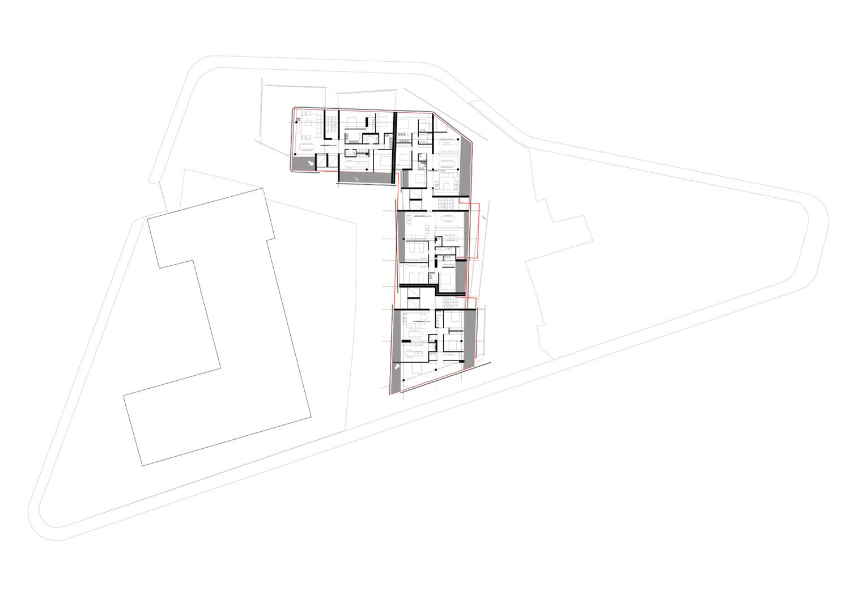 piano decimo-appartamenti luxury }