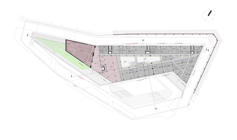 1ST FLOOR PLAN Manço Architects}