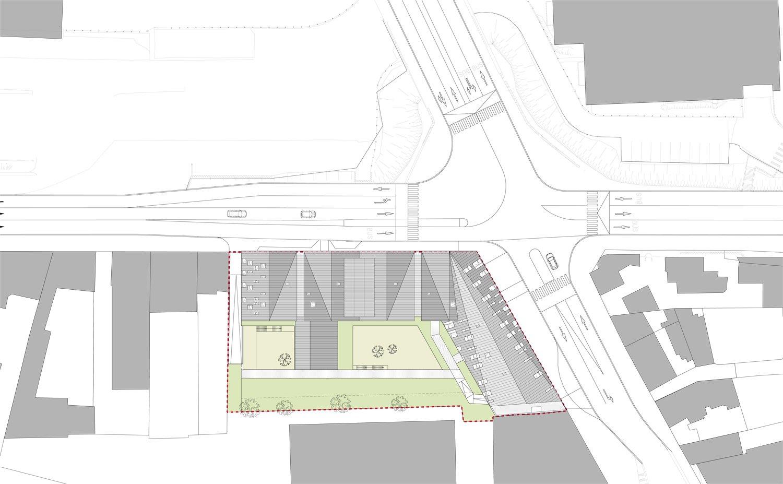 Site plan © Groupe-6}