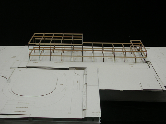 SBCC Structural Model }