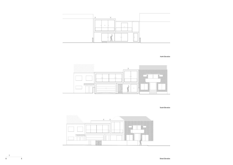 elevations Raulino Silva Architect}