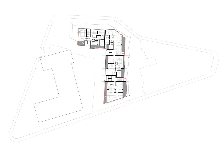 piano undicesimo-appartamenti luxury }