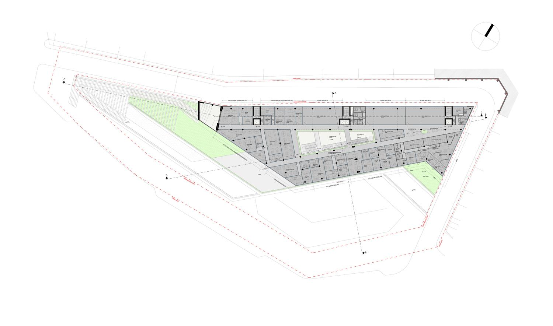 2ND FLOOR PLAN Manço Architects}