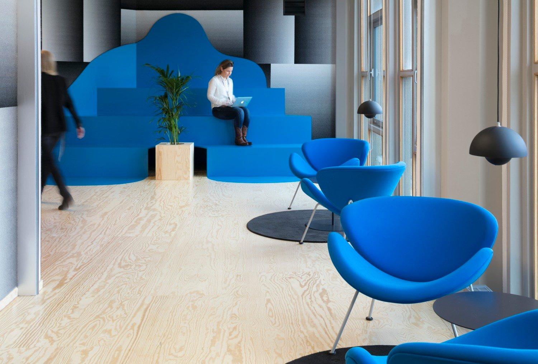 Urban Jungle theme office interior at CIC Rotterdam © Stijn Poelstra | Stijnstijl Fotografie