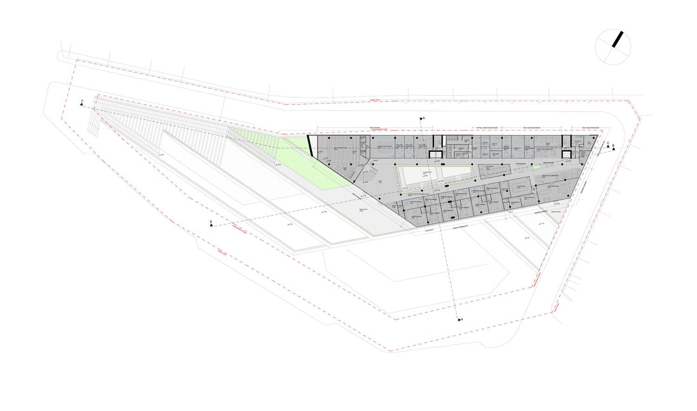 3RD FLOOR PLAN Manço Architects}