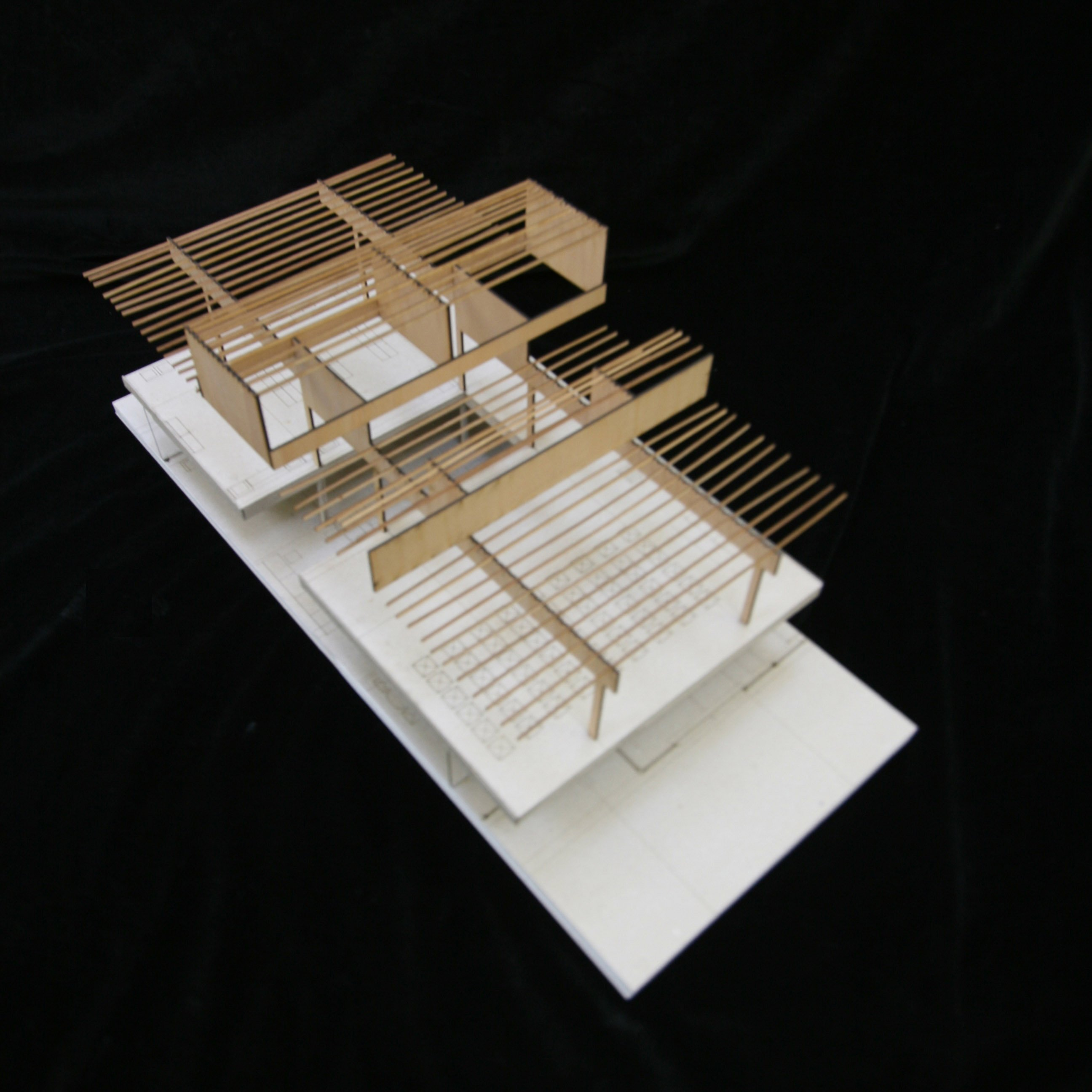 SBCC Structural Model Study 02 }