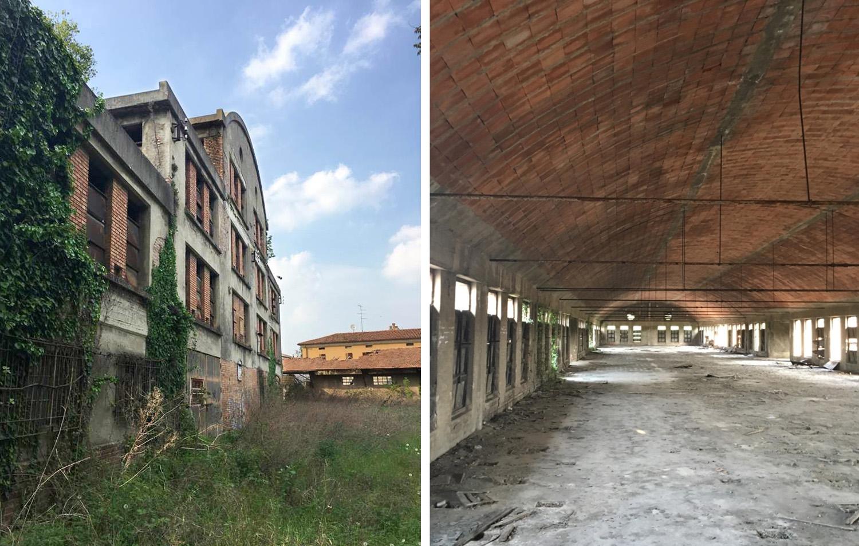 Ex Ceramica: lo stato di fatto Archivio Corvino + Multari 2017