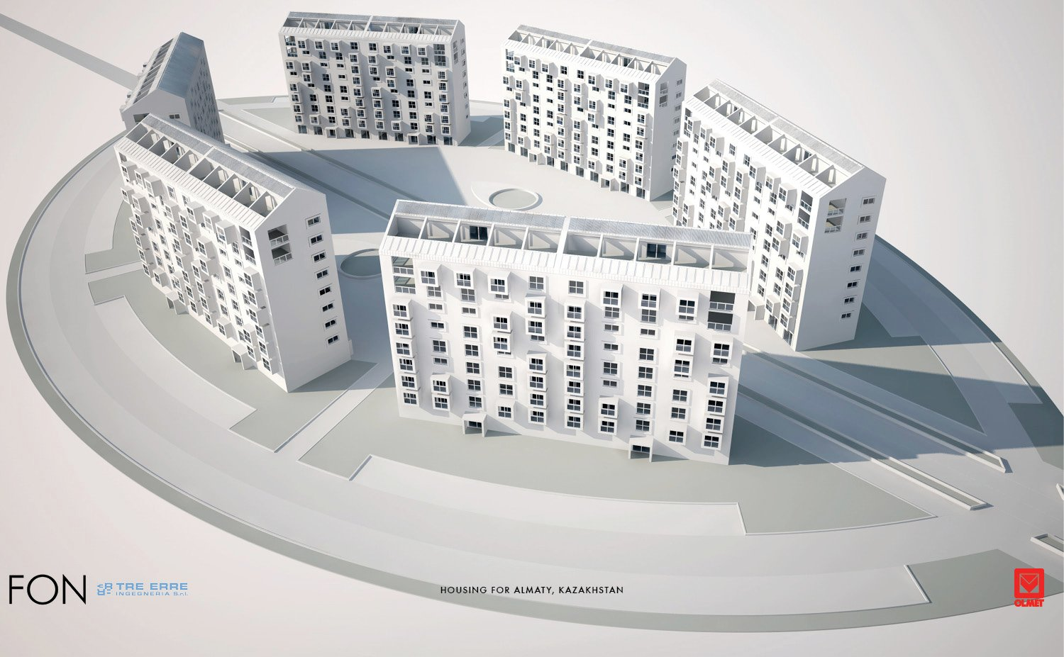 HOUSING FOR ALMATY-FON-04 }