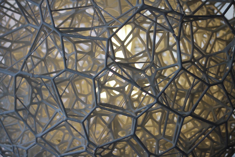 Burbuja Lamp (detail)