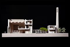 Jumaa Mosque Model 2 ©George Torode }