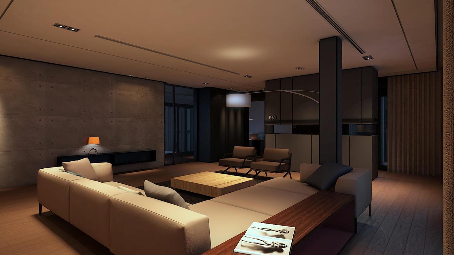 2F Chat Area Chain10 Architecture & Interior Design Institute}
