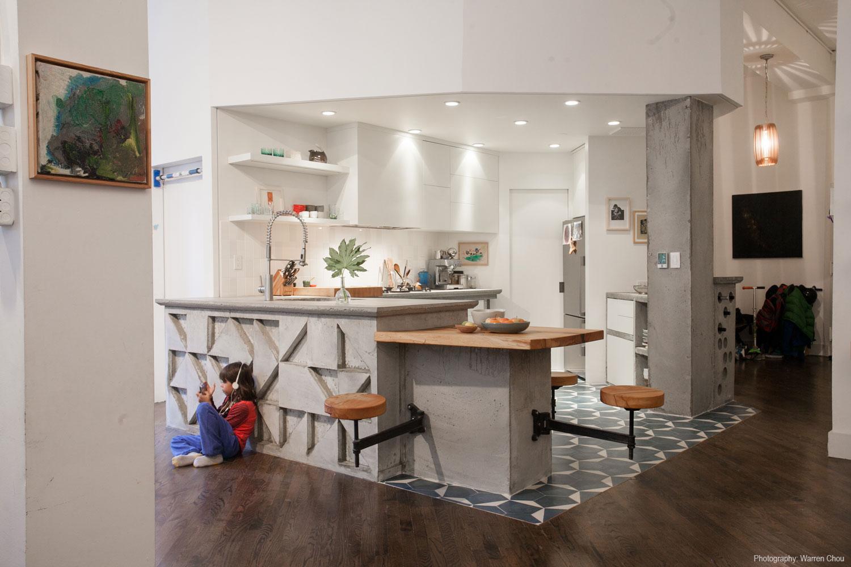 Multi-functional space Warren Chow