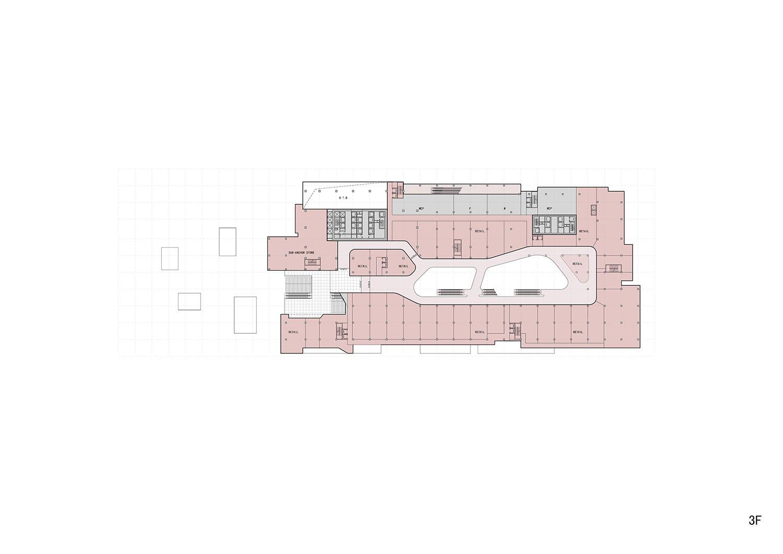 Third Floor Plan EID Architecture}