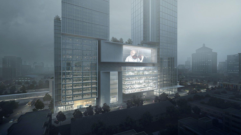 Window of the City EID Architecture