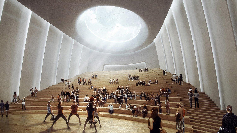 Performance Theatre EID Architecture