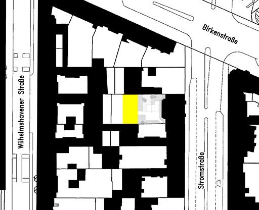 Map zoom SEHW Architektur}