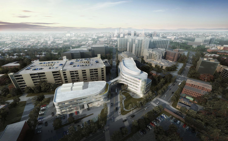 Aerial View Mir}