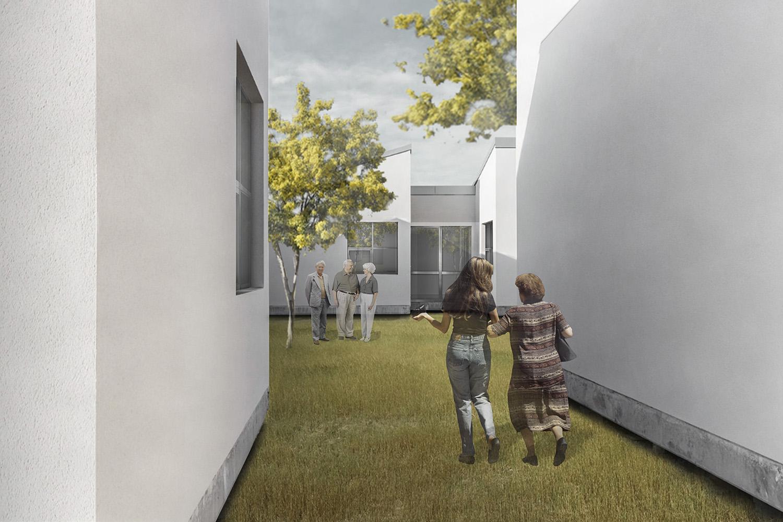 Project rendering. Contextos de Arquitectura y Urbanismo}