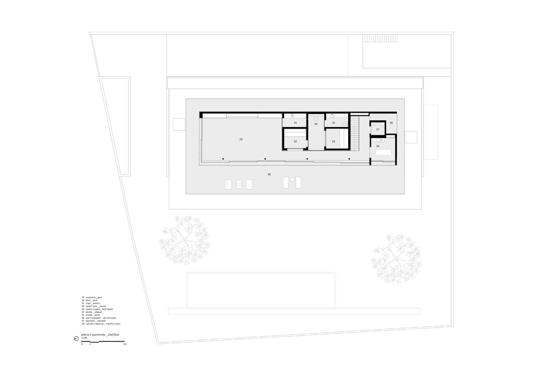 Second Floor Courtesy Studio MK27}