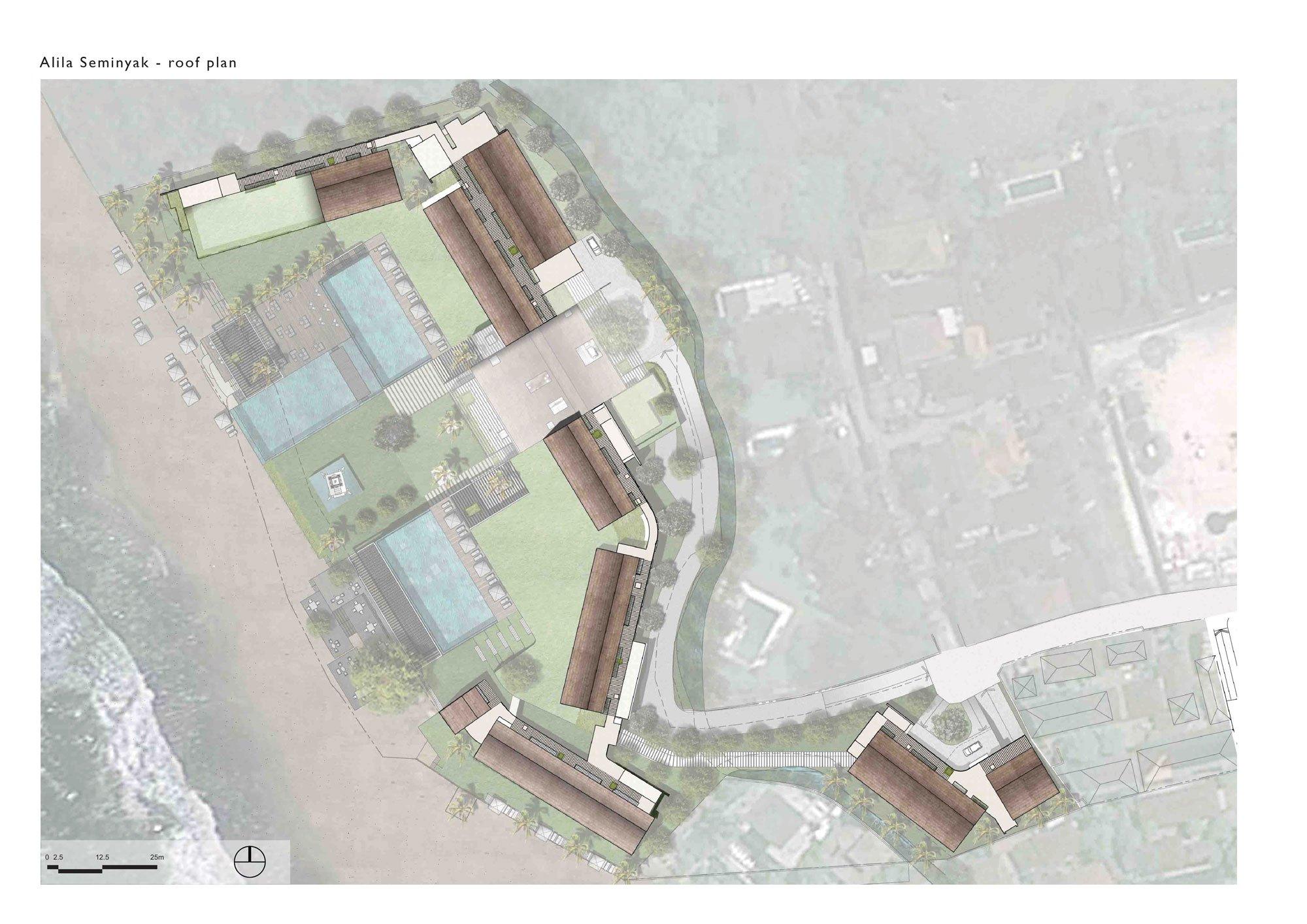 Roof Plan }