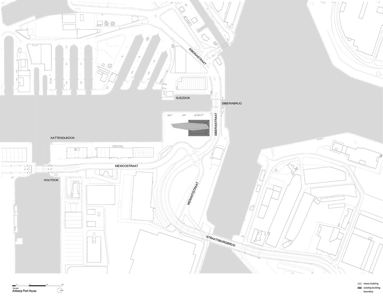 Site Plan Zaha Hadid Architects}