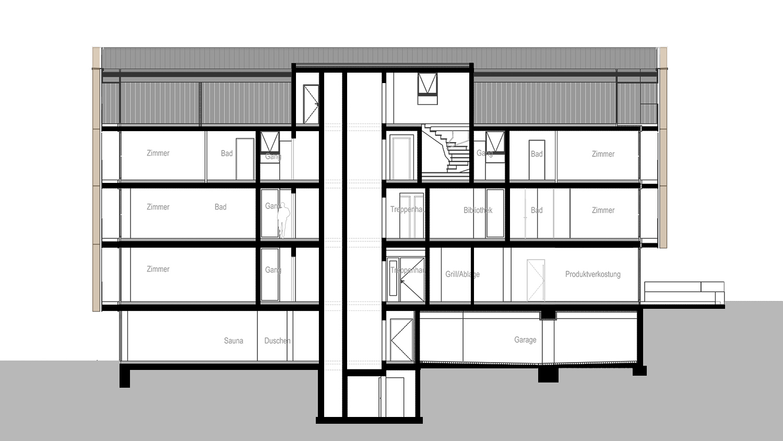 section markus tauber architectura}
