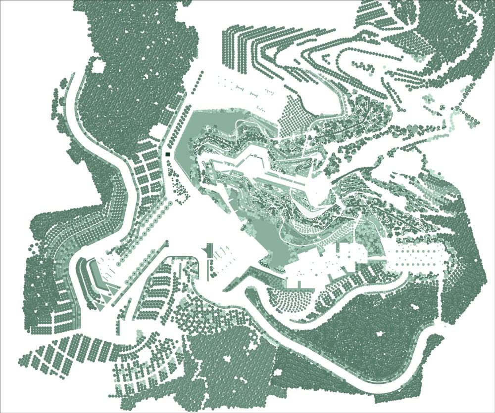 Vegetation Plan Antalya Metropolitan Municipality Archive}
