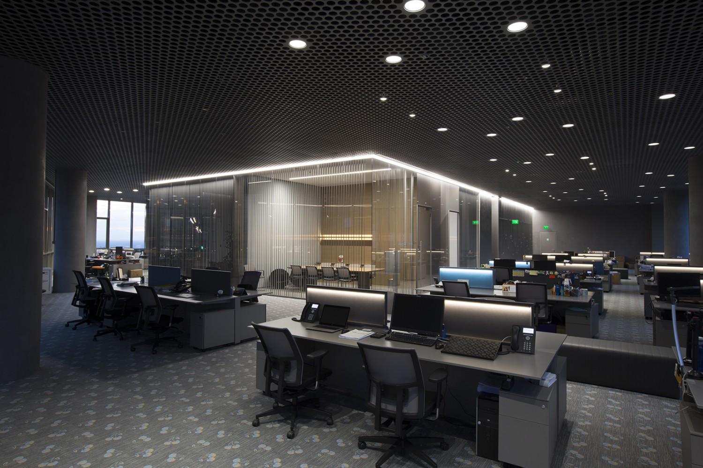Turkcell HQ Interior }