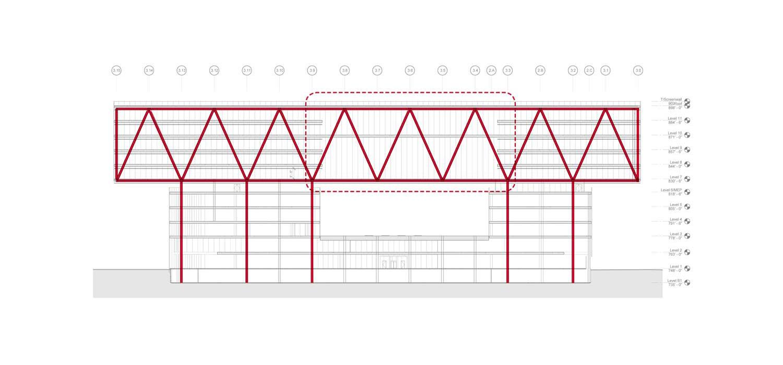Truss Structure Diagram Geottsch Partners}