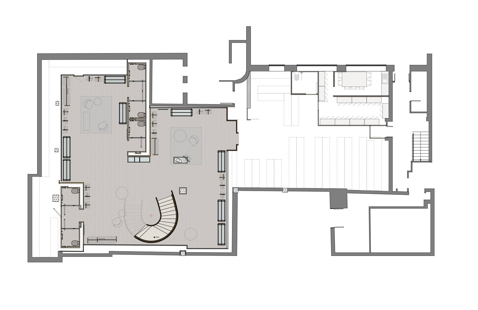 basement plan }