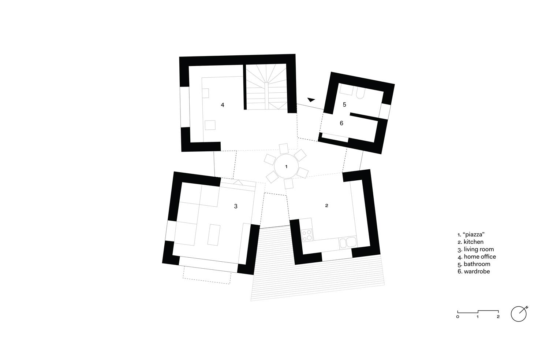 Ground Floor Plan feld72}
