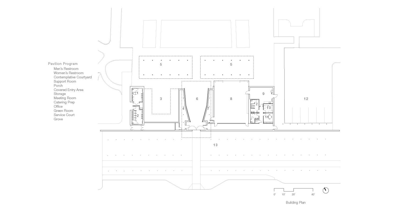 Floor Plan Bohlin Cywinski Jackson}