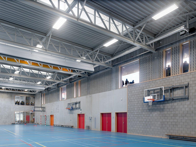 Sports Hall Toon Grobet