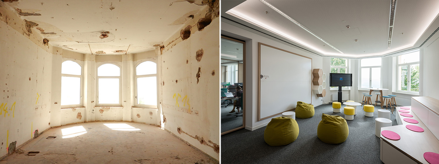 Stones brainstorming - Before and After Il Prisma