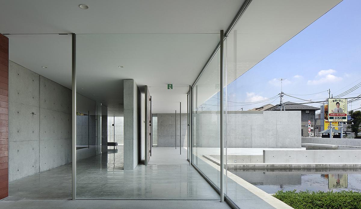 Entrance Satoshi Shigeta