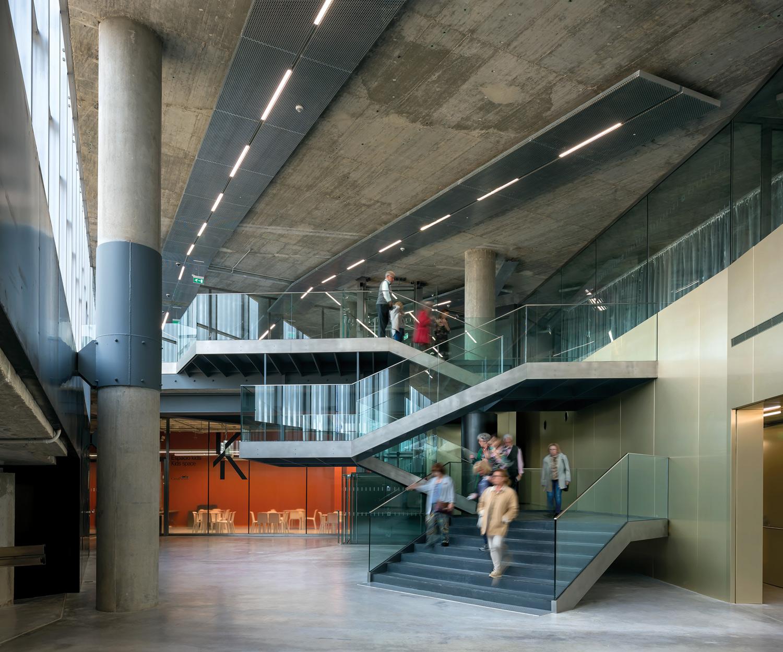 Stairs  Duccio Malagamba