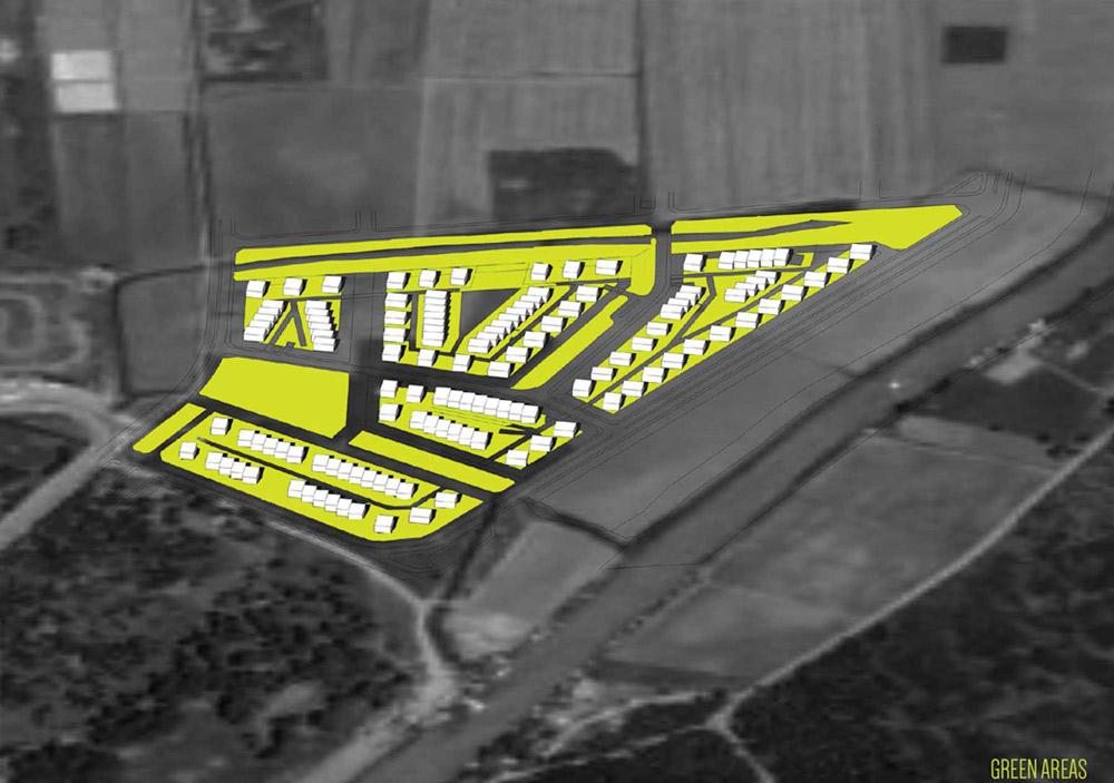 Green Areas Plan }