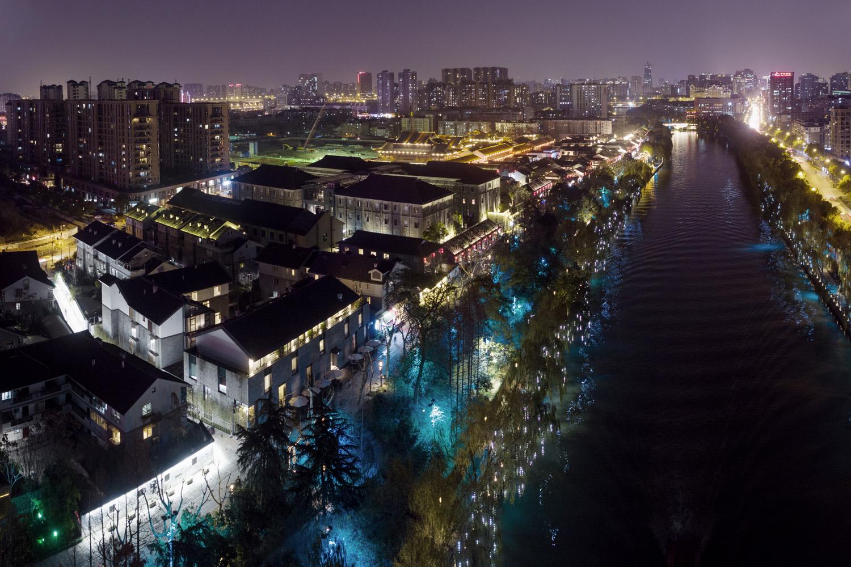 Along the Beijing-Hangzhou Grand Canal Fan YI