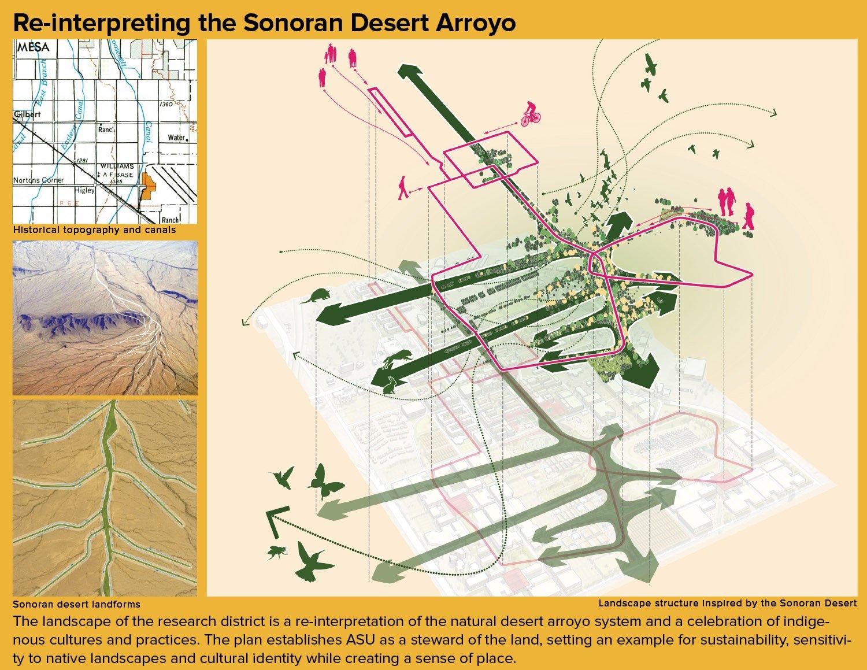 Re-Interpreting the Sonoran Desert Arroyo Sasaki