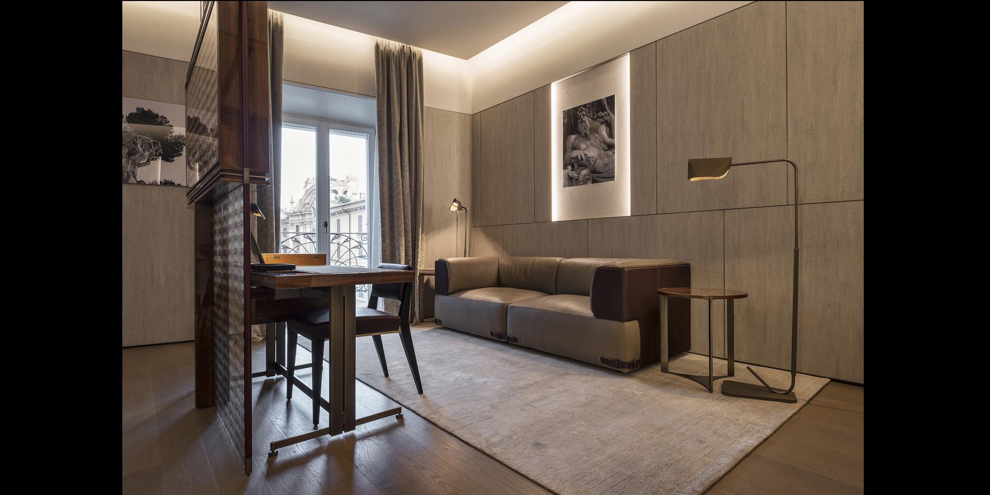 Suites - photo by Jonata Xerra